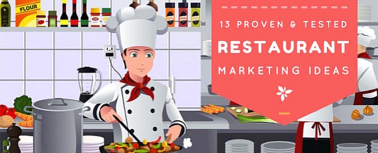 Restaurant Marketing Ideas Tips